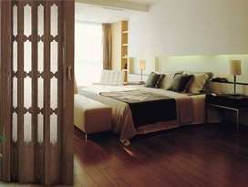 uPVC folding  shutter door for house hold