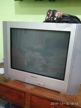 TV SONY 21 inci