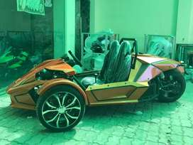New Spider 350cc water cool shaft drive 3 wheel 2019