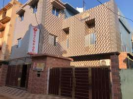 Independent house available for commercial purpose in saheed Nagar