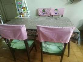 Wodden dining table