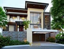 Jasa Arsitek Tangerang Desain Rumah 672.5m2