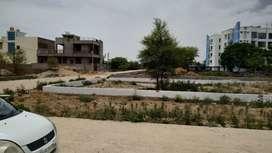 138 sq yard plot in Kanak Vrindavan near vaishali nagar