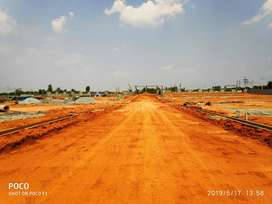 Plots for Sale in Saroj Whispering Winds at Narsapura, Bangalore
