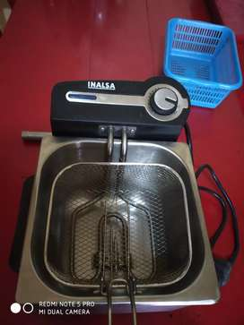 Inalsa professional 2 deep fryer