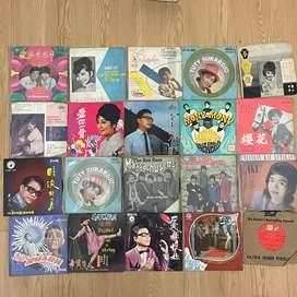 Piringan Hitam Vinyl Vintage Ori Asli