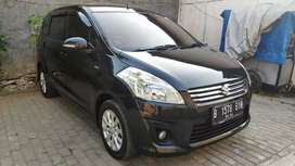 Suzuki Ertiga GL matic 2013 hitam