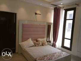 2 BHK LUXURY FURNISHED FLAT AT KHARAR CHANDIGARH HIGHWAY