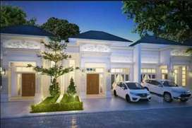 Rumah Desain Keren di Ring Road Medan