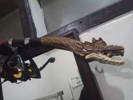 Alat pancing handmade