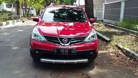 Livina X-Gear 1.5cc MT 2013 / Cash kredit