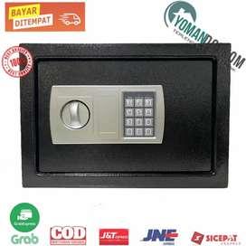 EB20 Brankas Mini Electric Password Safe Deposit Box Size Besar