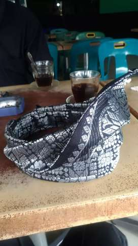 Ikat kepala melayu destar/ Tanjak/ tengkulok