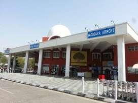 airport jobs in Vadodara airport