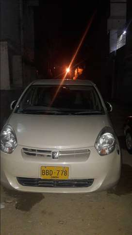 Toyota Passo AC with Driver