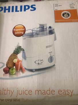 Phillips healthy juice made easy