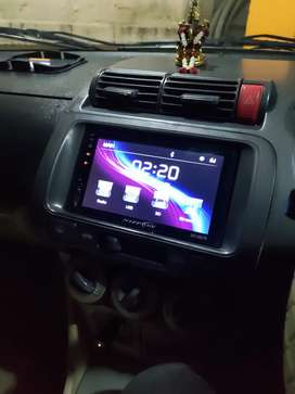 NIPPON Car Stereo With Bluetooth call , Mirror Link ,camera usb etc