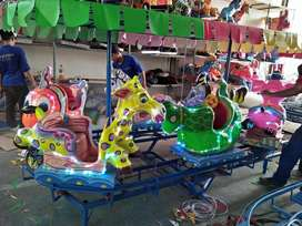 labirin run EK odong animal full warna mainan anak