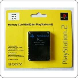 Jual memory ps2 8MB