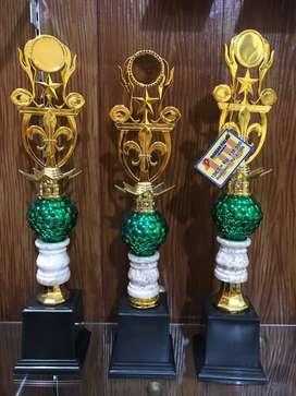Piala Trophy lomba event promo