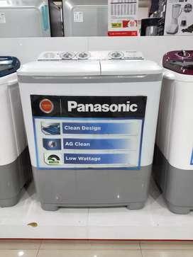 Mesin Cuci Panasonic 2 Tabung | NA-W96BBZ2H | Kredit Electronik Jogja