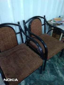Godrej iron premium sofa set