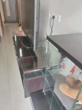 TV unit and Mini Wardrobe