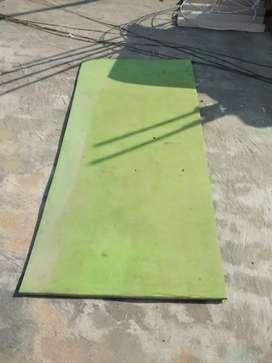 gym mat 6 x 4 feet