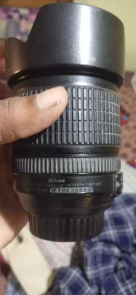 Nikon D700 camra lens