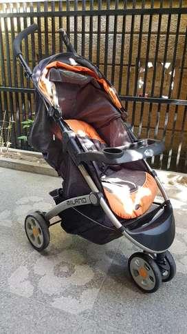 Milano Pliko Baby Stroller