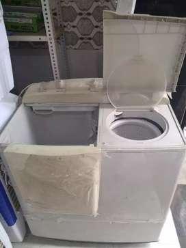 Samsung washing machine.