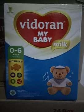 Susu Vidoran My Baby Milk Nutriplex