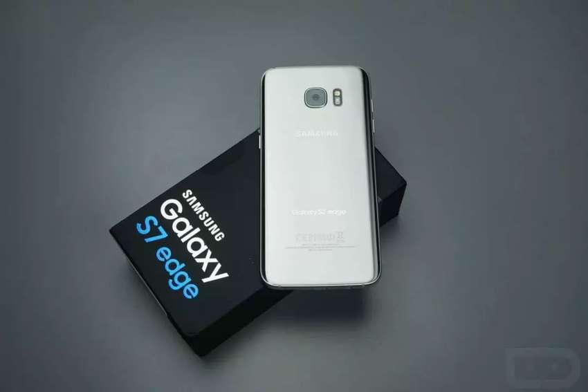 Samsung s7 edge komplit normal jaya 0