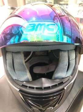 BMC BLADE 200 Warna GRAPHITE SILVER DOFF (M)
