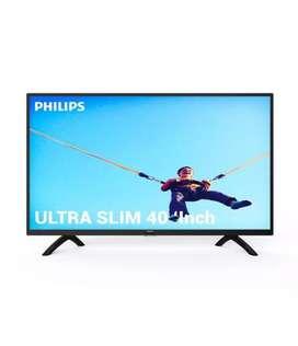 Tv Philips Ultra Slim TV LED [40 Inch/ Full HD] 5000 Series