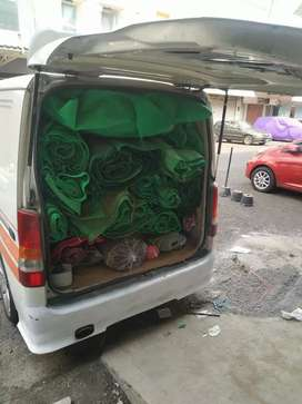Driver laundry carpet