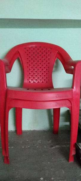 2 pc supreme plastic chair for kids