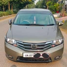 Top model Honda city 2012 may