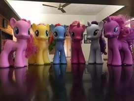 Toys pony and unicorn imported stuff