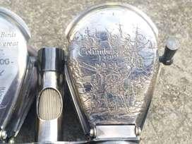Antique Flip Double Binaculer Coloumbas 1492