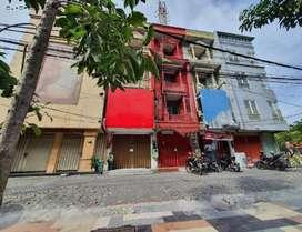 Ruko Diponegoro, Strategis, Nol Jalan W460