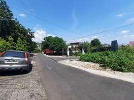 Tanah strategis tengah kota Semarang di Sri rejeki semarang barat