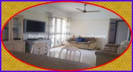 3 bhk fully furnished flat for rent in near West Hill