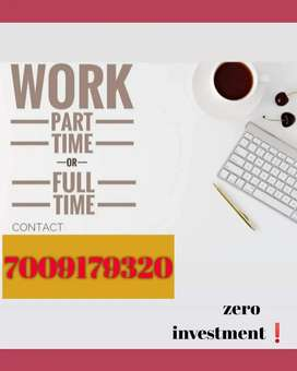 contact for part-time or full-time work