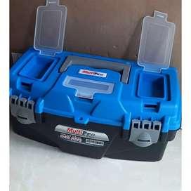 Bayar di Tempat - Tool Box Kit MULTIPRO S-30 12 Inch Toolbox Organizer