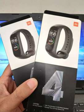 Mi band 4 new ori versi global