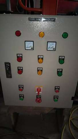 Panel listrik panel ats amf panel genset murah