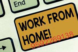 home based job data entry work
