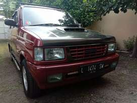 ISUZU PANTHER 2000 NEW ROYAL 2,5 L FULL AUDIO, VARIASI ISTIMEWA