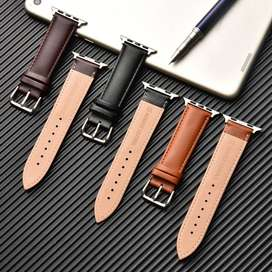 Apple watch fine leather straps for series 6-5-4 SE